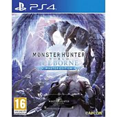 Jeu PS4 Capcom Monster Hunter World Iceborne
