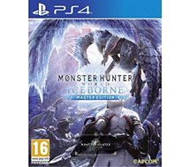 Jeu PS4 Capcom Monster Hunter World Iceborne