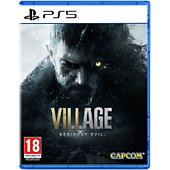 Jeu PS5 Capcom Resident Evil VILLAGE PS5