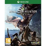 Jeu Xbox One Capcom  Monster Hunter World
