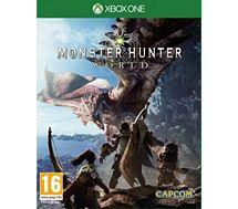 Jeu Xbox One Capcom Monster Hunter World