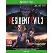 Jeu Xbox One Capcom Resident Evil 3