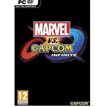 Capcom Marvel VS Capcom Infinite