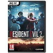 Jeu PC Capcom Resident Evil 2
