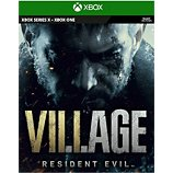 Jeu Xbox Capcom  Resident Evil VILLAGE XBX