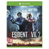Jeu Xbox One Capcom  Resident Evil 2