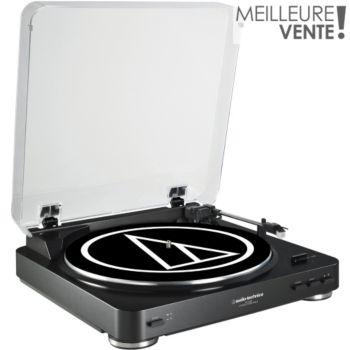 Audio Technica ATLP60BK