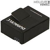Batterie caméra sport Duracell pour caméra Gopro Hero3 / Hero3+
