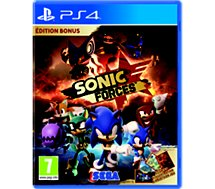 Jeu PS4 Koch Media Sonic Forces Bonus Edition