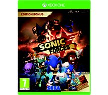 Jeu Xbox One Koch Media Sonic Forces Bonus Edition