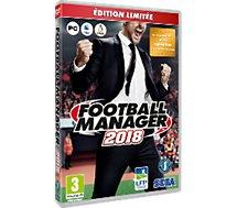 Jeu PC Koch Media Football Manager 2018 Limited Edition