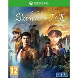 Jeu Xbox One Koch Media Shenmue 1 et 2