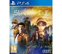 Jeu PS4 Koch Media Shenmue 1 et 2