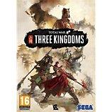 Jeu PC Koch Media  Total War : Three Kingdoms Limited édit