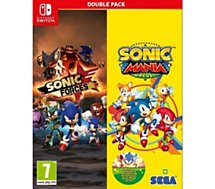 Jeu Xbox One Koch Media Sonic Double Pack
