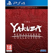 Jeu PS4 Koch Media The Yakuza Remastered Collection