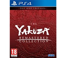 Jeu PS4 Koch Media  The Yakuza Remastered Collection