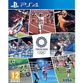 Jeu PS4 Koch Media OLYMPIC GAMES TOKYO 2020