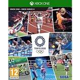 Jeu Xbox One Koch Media  OLYMPIC GAMES TOKYO 2020