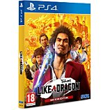 Jeu PS4 Koch Media  YAKUZA : LIKE A DRAGON