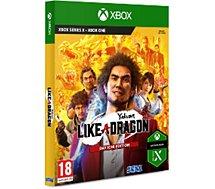 Jeu Xbox One Koch Media  YAKUZA 7 : LIKE A DRAGON