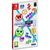 Jeu Switch Koch Media PUYO PUYO TETRIS 2