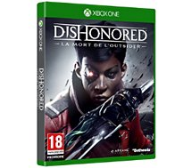 Jeu Xbox One Bethesda Dishonored 2 La Mort de l'Outsider