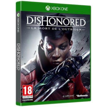 Bethesda Dishonored 2 La Mort de l'Outsider