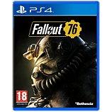 Jeu PS4 Bethesda  Fallout 76