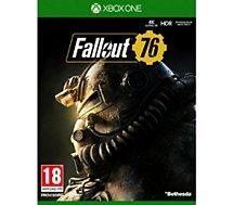 Jeu Xbox One Bethesda  Fallout 76