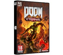 Jeu PC Bethesda  Doom Eternal