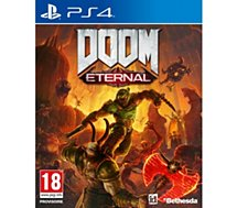 Jeu PS4 Bethesda  Doom Eternal