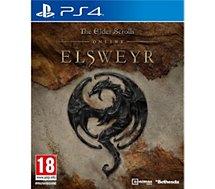 Jeu PS4 Bethesda  Elder Scrolls Elsweyr