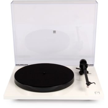 Rega Planar 1 Plus blanc brillant