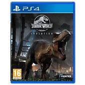 Jeu PS4 Just For Games Jurassic World Evolution
