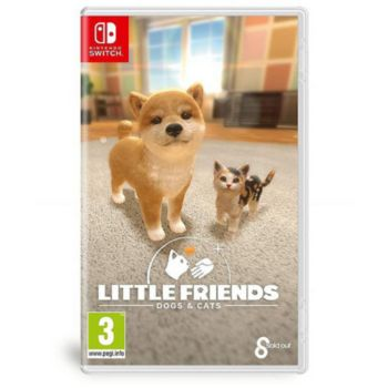 Just For Games Little Friends Dogs & Cats