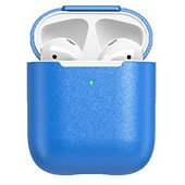 Etui Tech 21 AirPods Studio Colour bleu