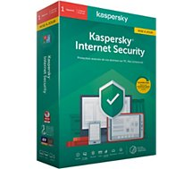 Logiciel antivirus et optimisation Kaspersky  Internet Security 2020 MAJ (1 P / 1 AN )