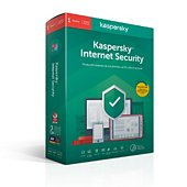 Logiciel antivirus et optimisation Kaspersky Internet Security 2020 (1 Poste / 1 An)