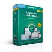 Logiciel antivirus et optimisation Kaspersky Total Security 2020 MAJ (5 P / 1 An)