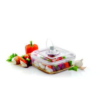 Food Saver FSFSMA0050 Boite 2.1L pour marinade