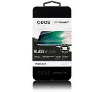 Protège écran Qdos iPhone X/Xs Verre trempé