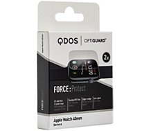 Protège écran Qdos Apple Watch Clair Protection 40 mm
