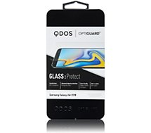 Protège écran Qdos  Samsung J4 Plus Clair Protection