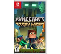 Jeu Switch Focus Minecraft Story Mode Saison 2