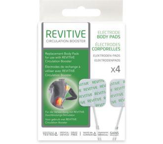 Revitive Electrodes pour Circulation Booster