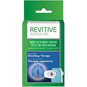 recharge inhalateur Revitive Aerosure Medic