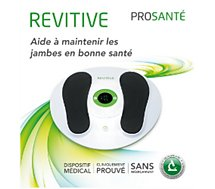 Stimulateur circulatoire Revitive  Pro santé