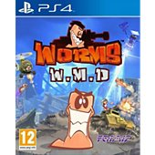 Jeu PS4 Just For Games Worms WMD