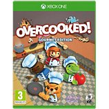 Jeu Xbox One Team Overcooked Gourmet Edition